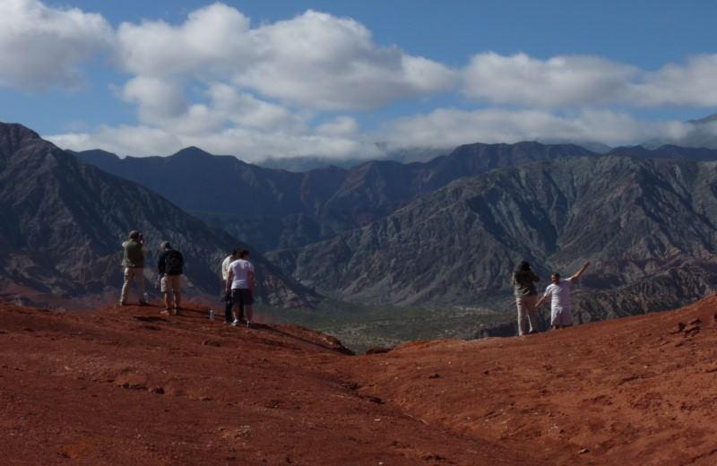 El Paso Hiking - Cafayate