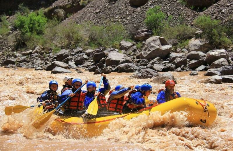 Canopy And Rafting In Mendoza
