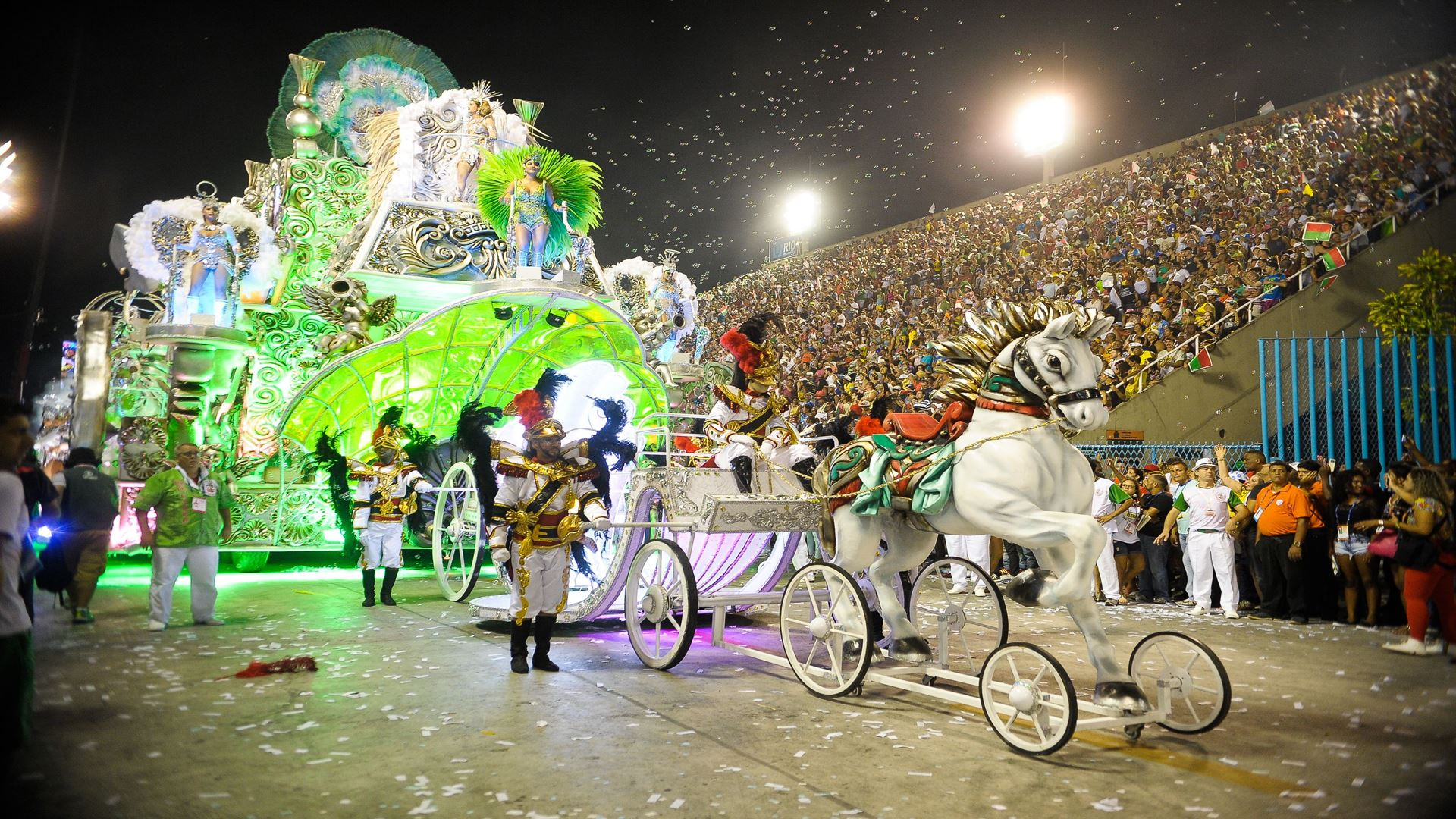 Carnival in Rio de Janeiro with Tickets