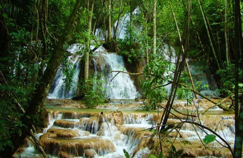 BOCA DA ONCA WATERFALLS