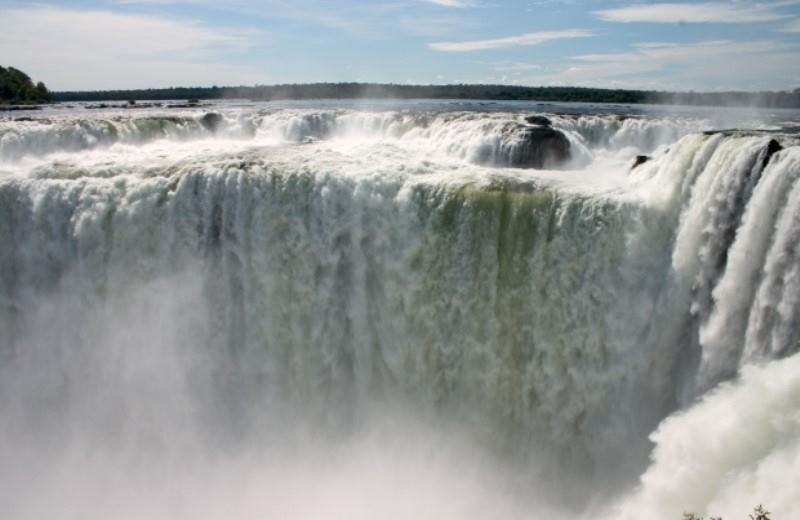 Argentinian Side Iguazu Falls  Private Tour + Fast Boat Trip