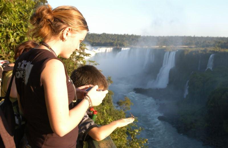 Cataratas Del Iguazu - Lado Brasilero