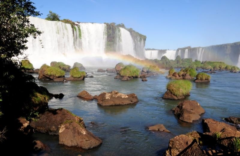 PRIVATE IGUAZU FALLS - BRAZILIAN SIDE