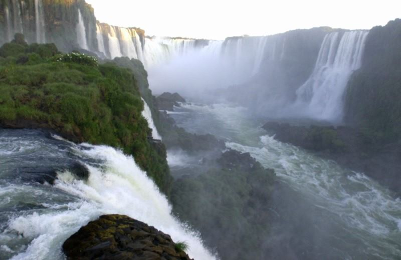 Iguazu Falls Tour And Itaipu Dam- Brazilian Side