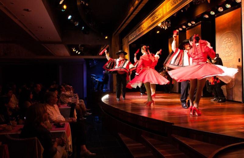 Diner Show Rafain Cataratas