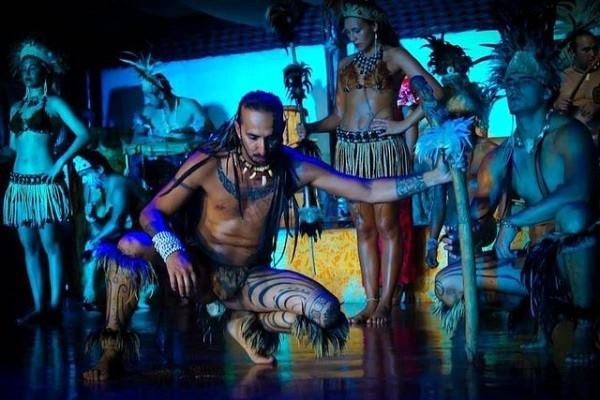 Jantar E Show Rapa Nui