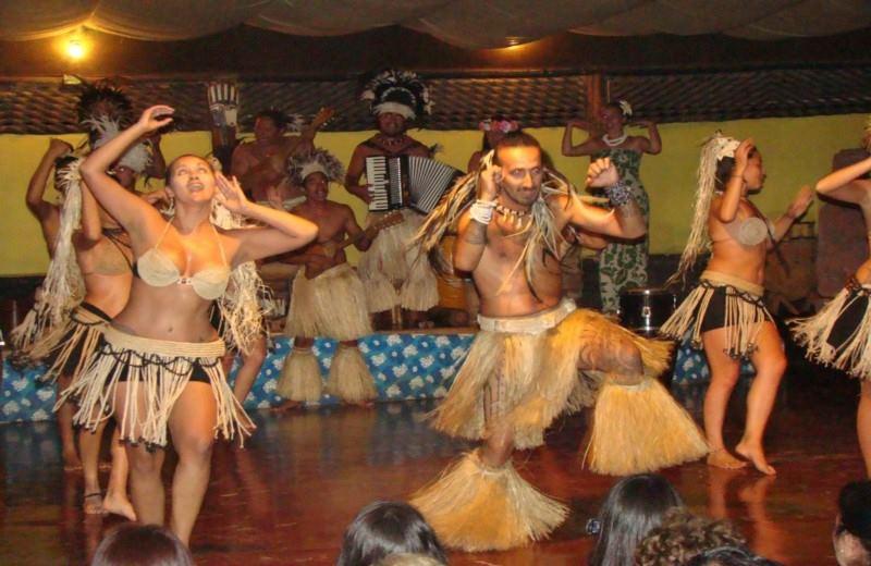Cena Show Rapa Nui