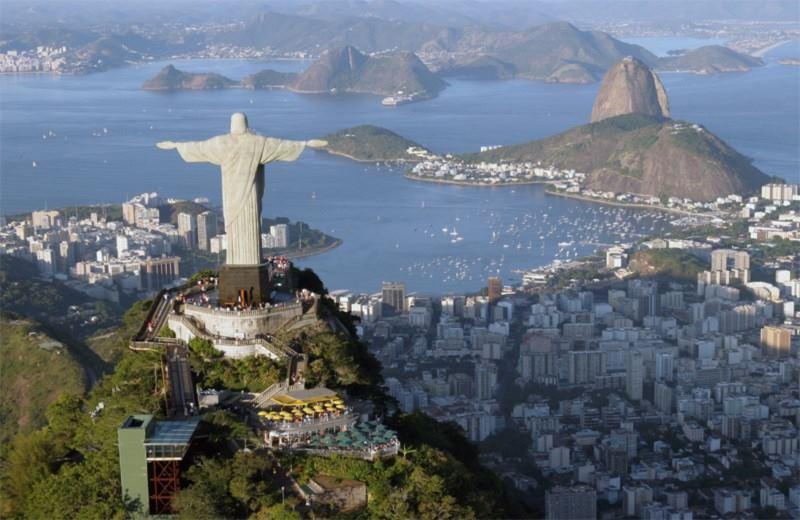 Christ Redeemer - Sugarloaf Corcovado