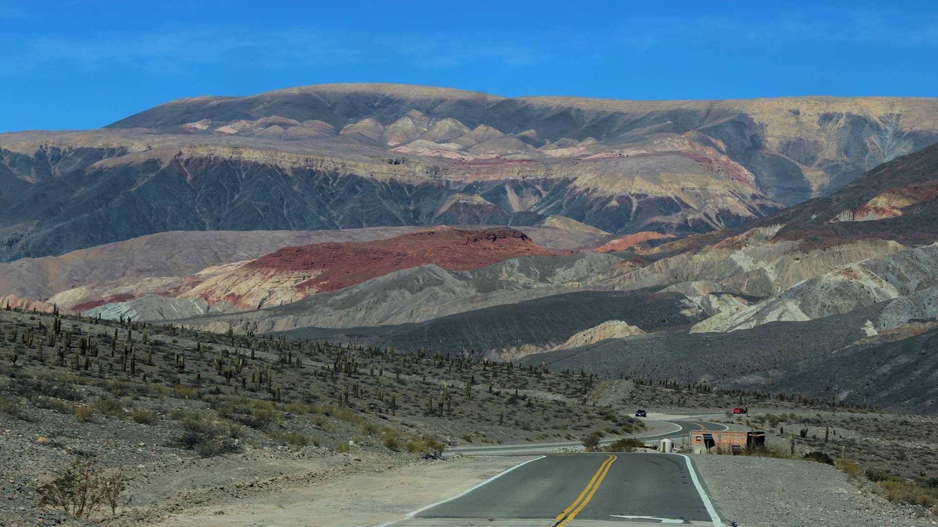 Quebrada Del Toro Mountain Bike Circuit