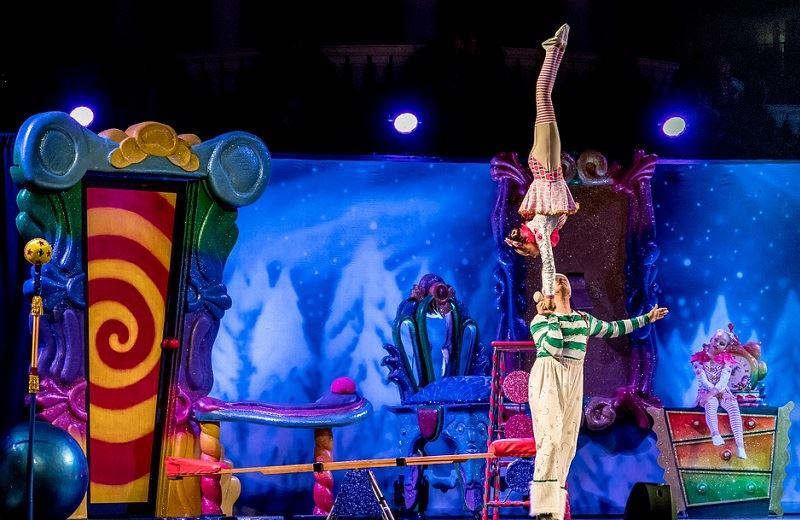 Cirque Du Soleil - Costanera Sur