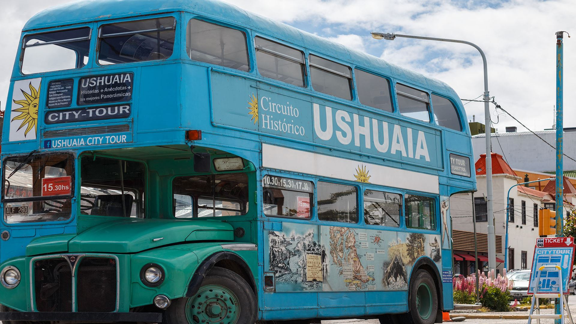City Tour Double Decker Ushuaia