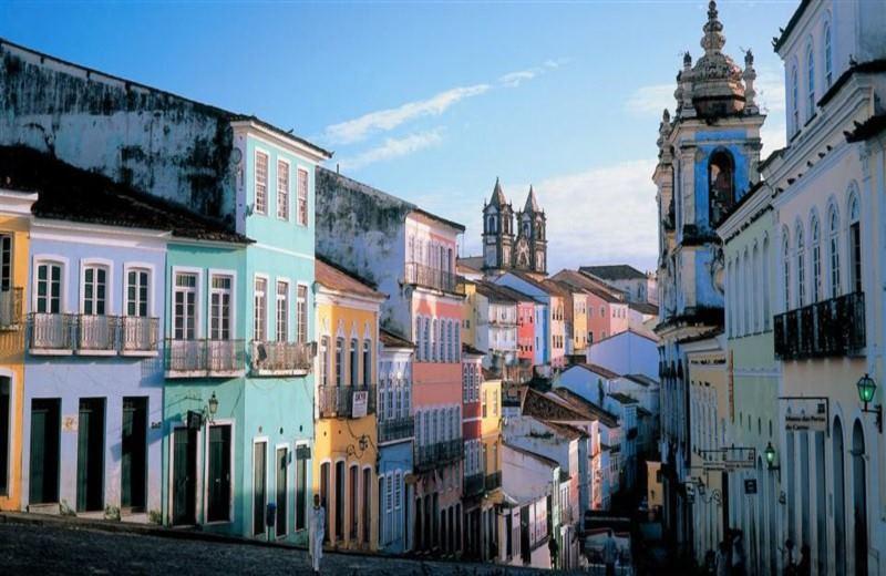 City Tour Historico Por Salvador