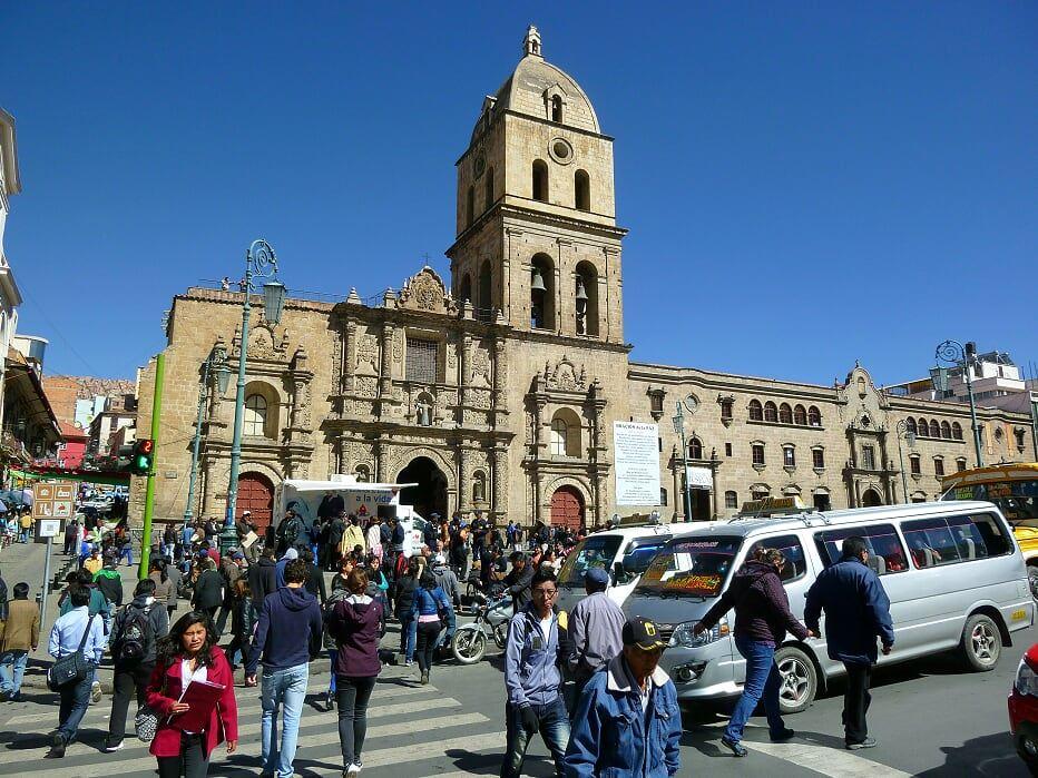 City Tour La Paz & Valle La Luna