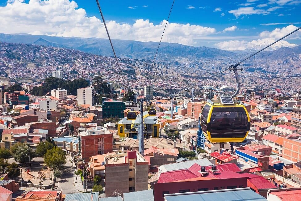 City Tour La Paz & Moon Valley