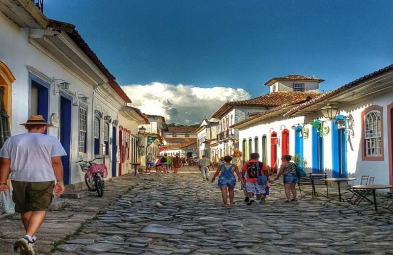 PARATY CITY TOUR