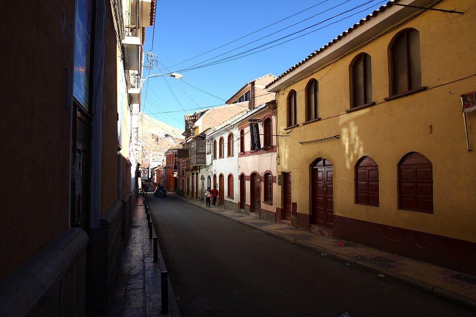 Potosí city tour