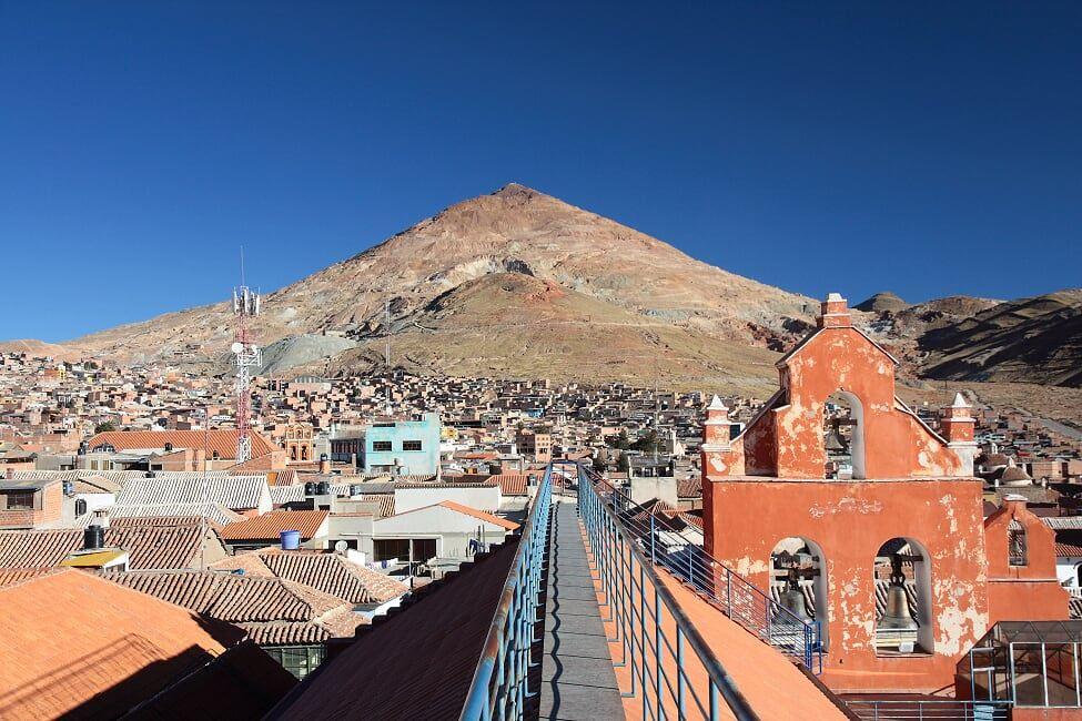 City Tour Potosí