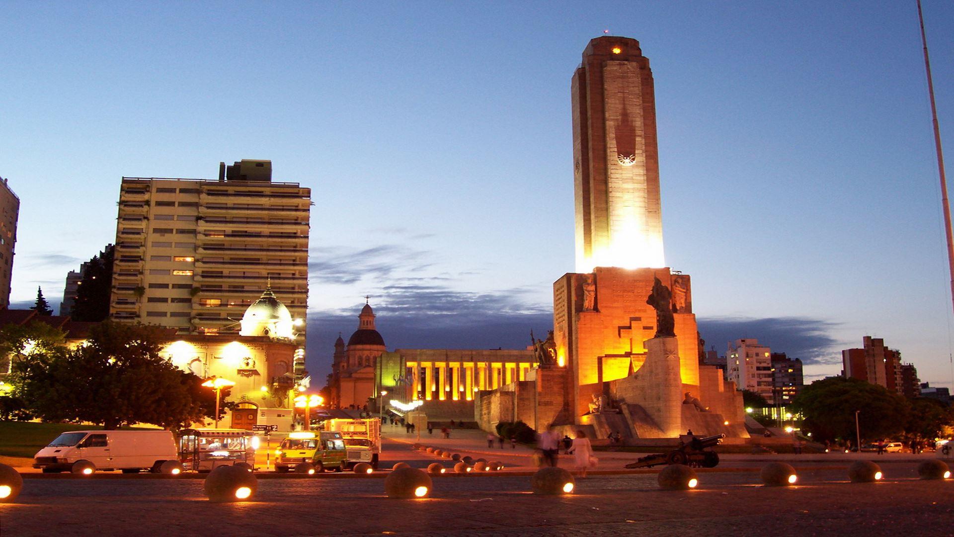CITY TOUR PRIVADO DE MEDIO DIA EN ROSARIO
