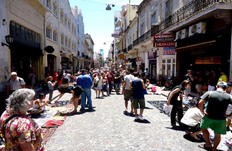 Private Stadtrundfahrt in Buenos Aires
