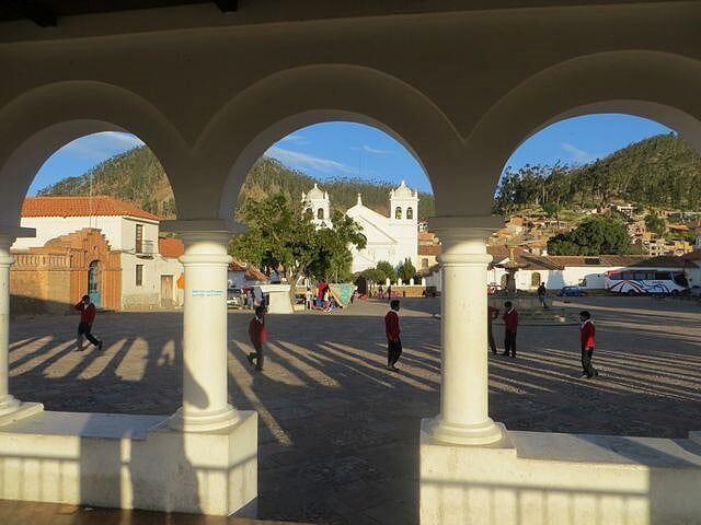 Sucre city tour