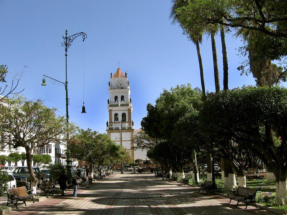 City Tour Sucre
