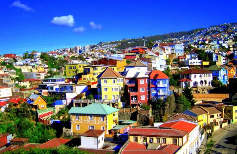 City Tour Viña Del Mar Y Valparaiso