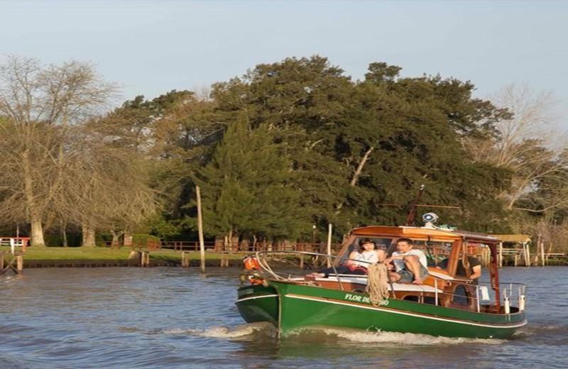 Clásico Argentino Y Paseo En Barco