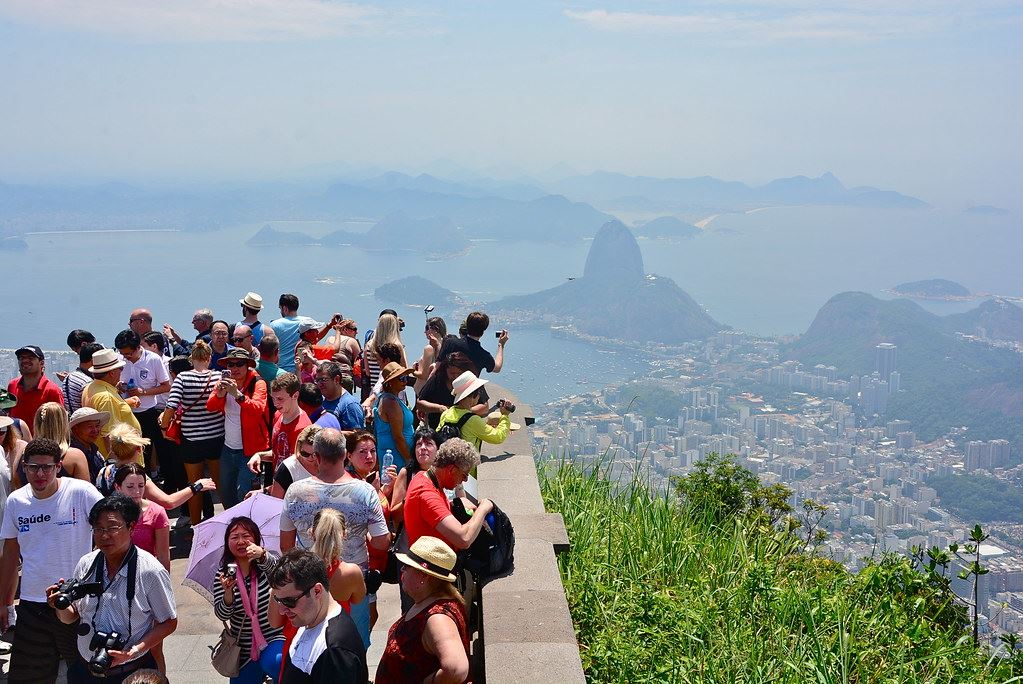 Christ The Redeemer - Corcovado + City Tour