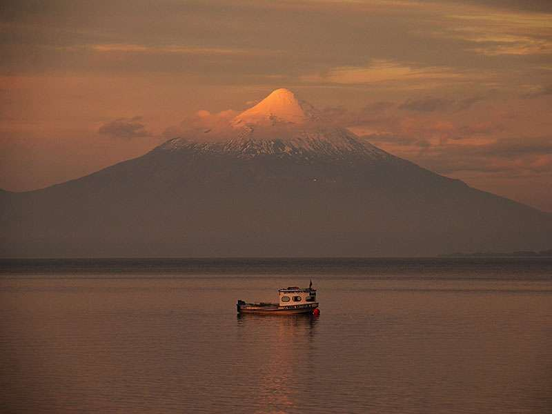 ANDEAN CROSSING FROM BARILOCHE TO PUERTO VARAS