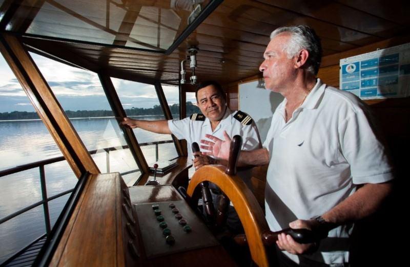 Crucero Aventura Por El Amazonas - Delfin 2