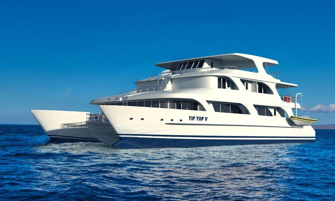 Tip Top V Galapagos Cruise