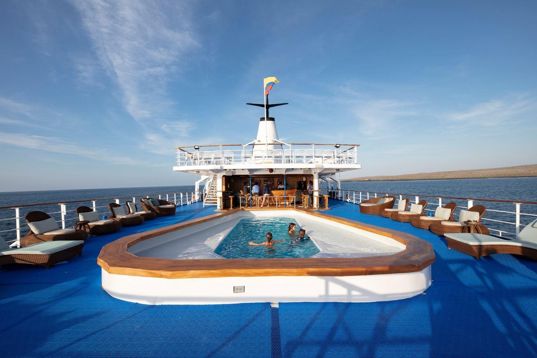 Cruise On Galapagos Islands