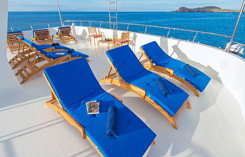 Tip Top II Galapagos Cruise