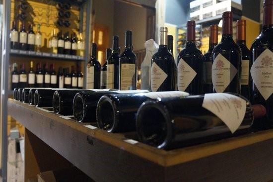 Degustação De Vinhos Premium