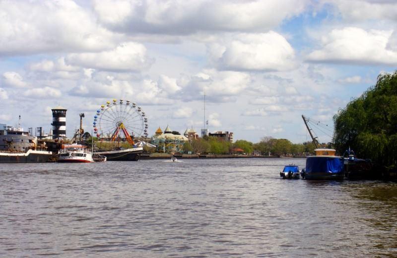 Tour Al Tigre Con Paseo En Barco Por El Delta