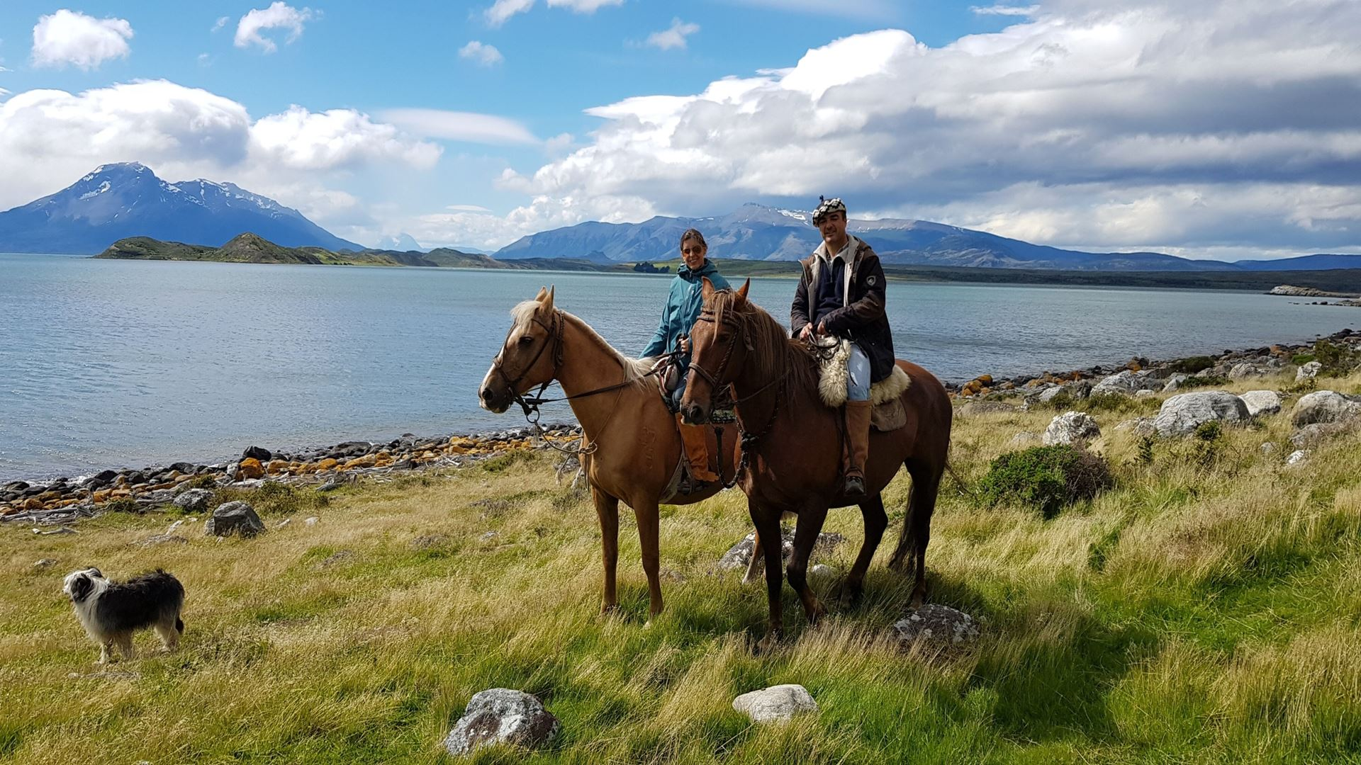 FULL DAY IN A PATAGONIAN RANCH
