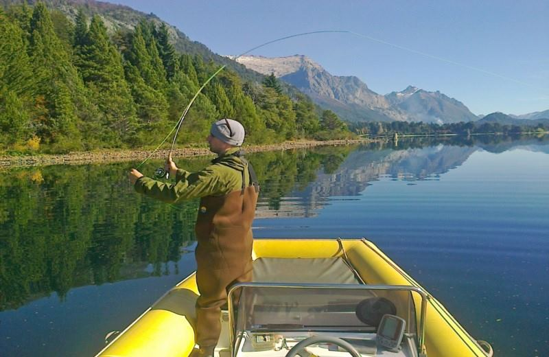 Full Day Fishing Trip on the Fonck Lake
