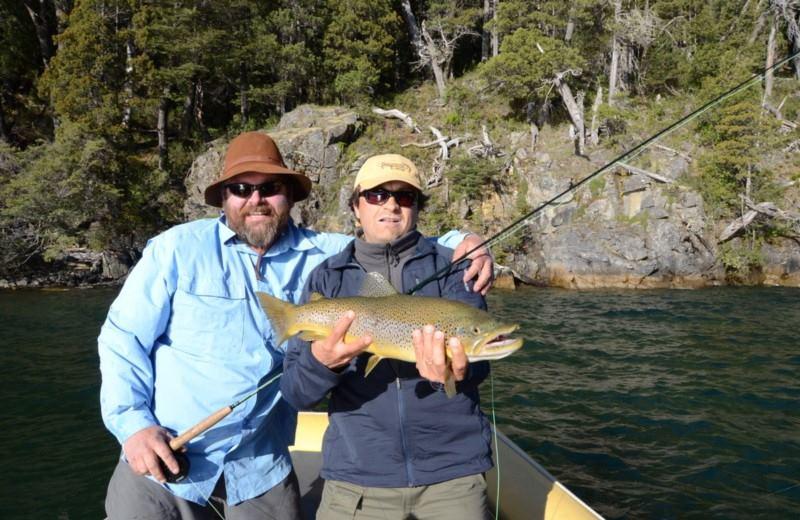 Dia De Pesca Fly Fishing O Spinning En El Río Limay