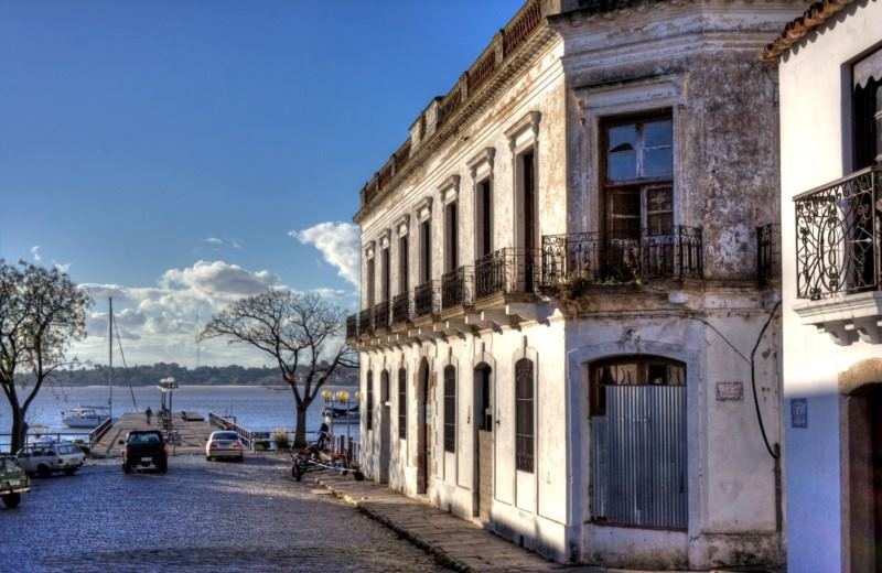 Two Days In Colonia From Buenos Aires