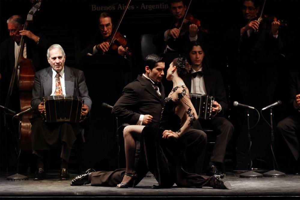 El Aljibe Tango Show