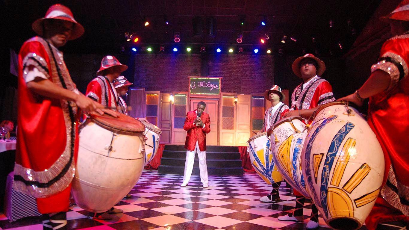 El Milongon Cena Show: Candombe, Tango & Folklore