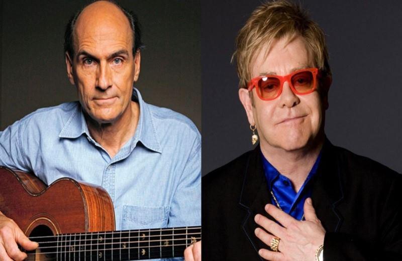 Elton John & James Taylor - Hipodromo De Palermo