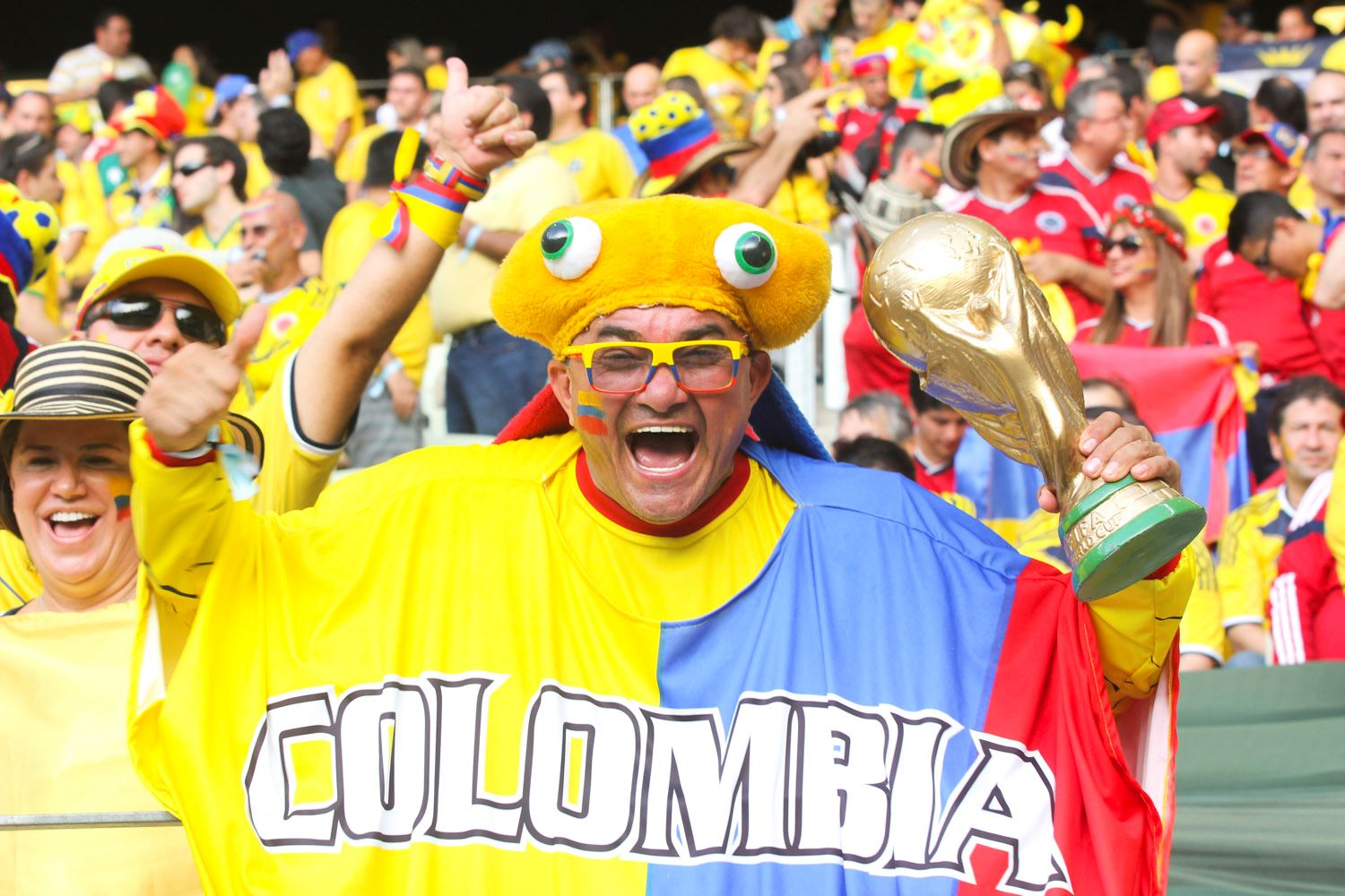 Tickets And Tours To Copa America Football Matches