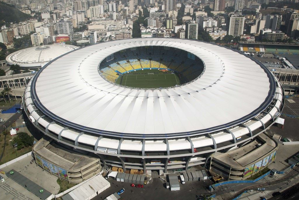 Tour Ao Estadio Maracanã