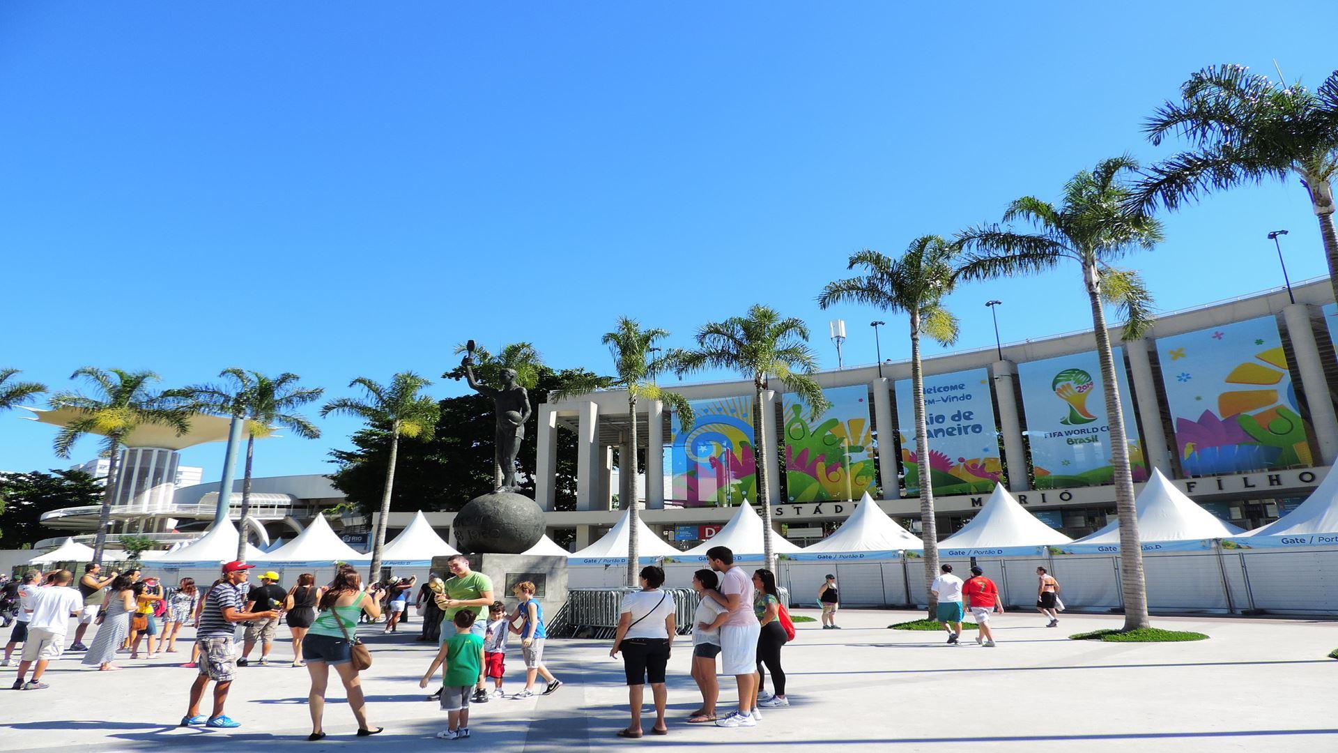 Tour ao Estadio Maracanã