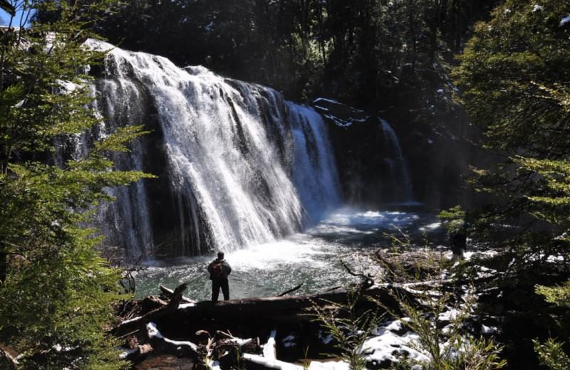 Private excursion to the Nivinco Waterfalls