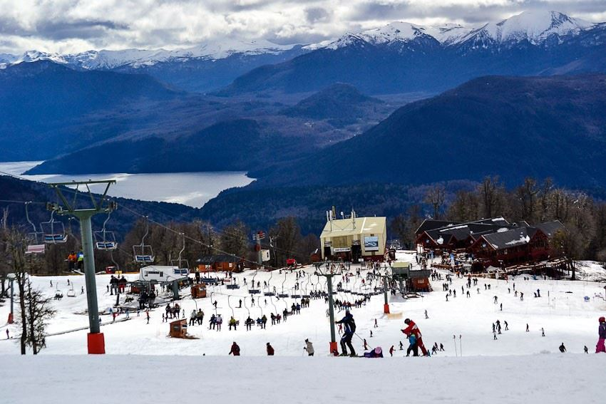 CERRO CHAPELCO AND VIEWPOINTS
