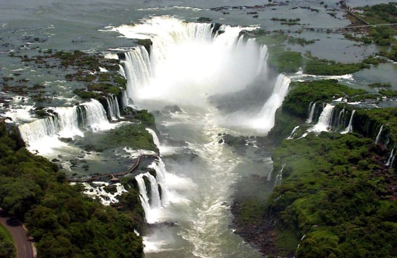 Day Trip To Iguazu Falls From Buenos Aires