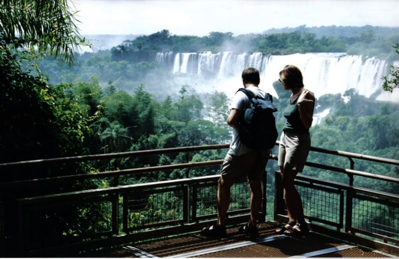 Iguazu Falls Tour From Buenos Aires One Day