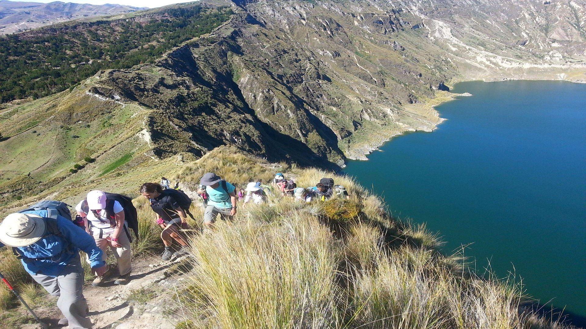 Quilotoa Lagoon Tour